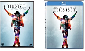 190613 This is it DVD e Blu ray
