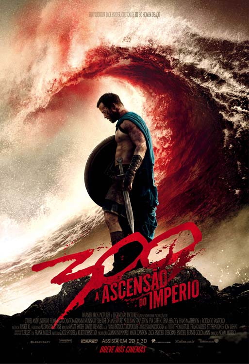 040713 300 A Ascensao do Imperio novo poster