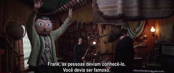 Frank trailer legendado 1
