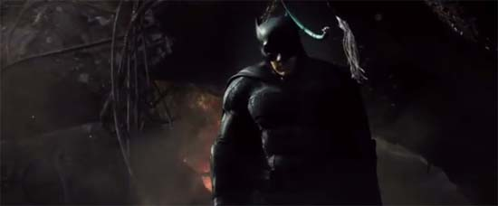 Batman v Superman teaser trailer 1