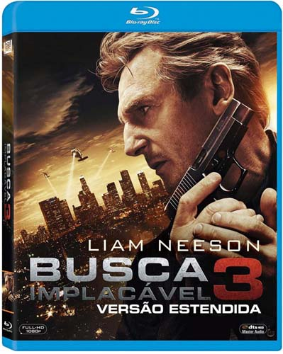 Busca Implacável 3 Blu-Ray