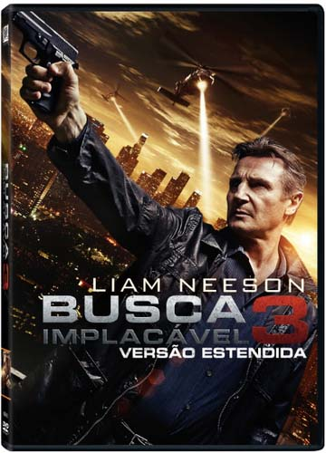 Busca Implacável 3 DVD