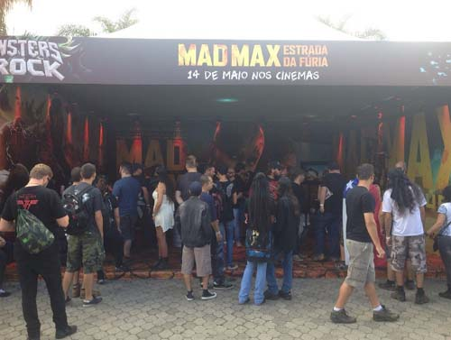 Mad Max Monsters of Rock 2