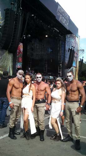Mad Max Monsters of Rock 8