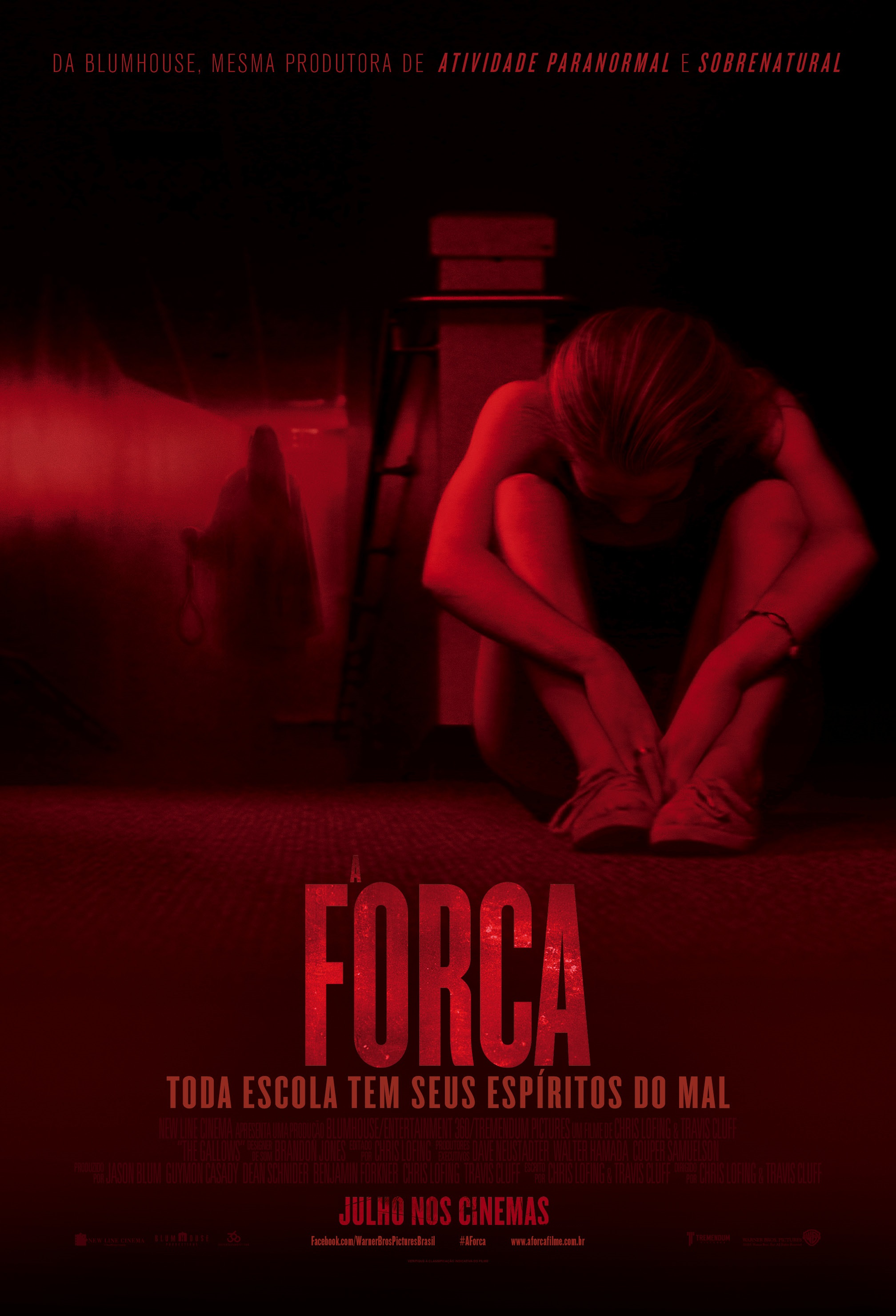 A Forca - Poster