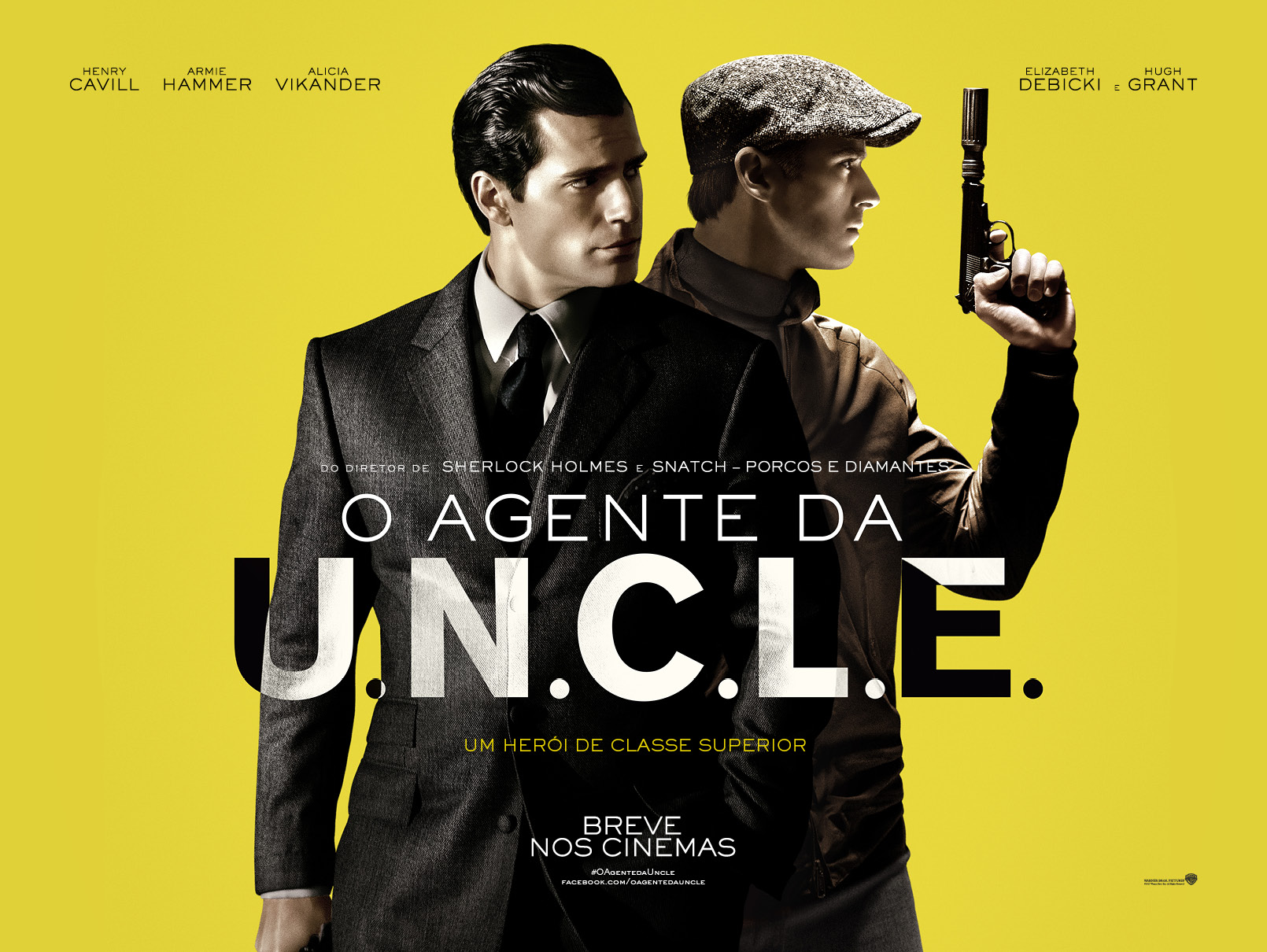 O Agente da UNCLE pôster 1
