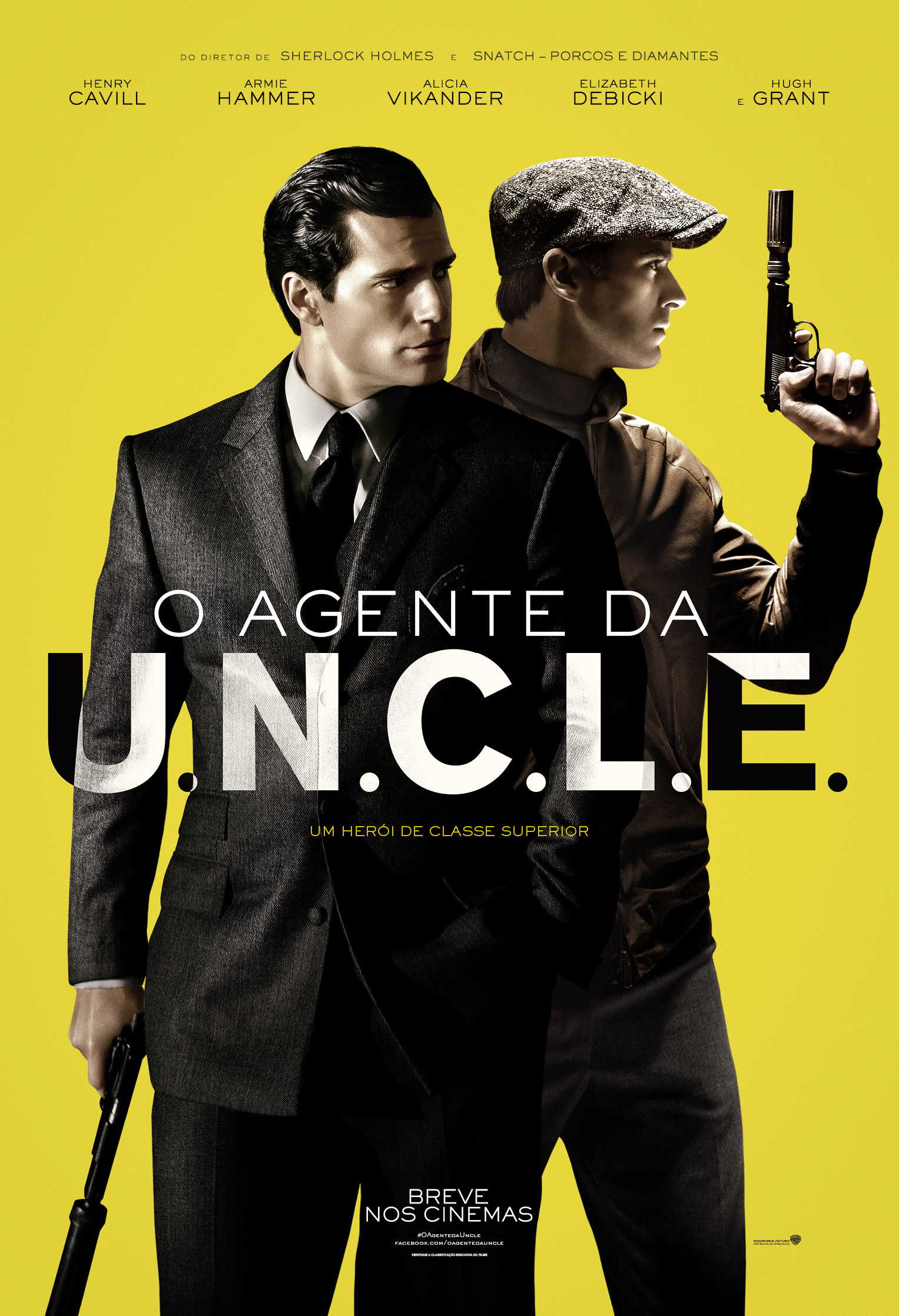O Agente da UNCLE pôster 2