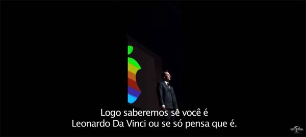 Steve Jobs trailer legendado 2