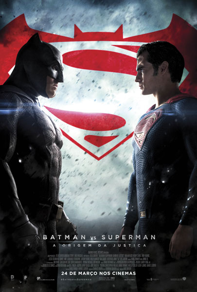 Batman vs Superman nova arte dupla 1