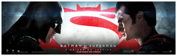 Batman vs Superman nova arte dupla 2