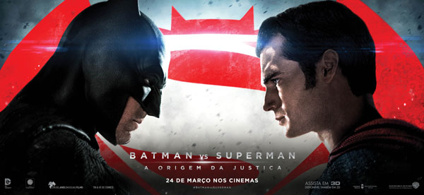 Batman vs Superman nova arte dupla 3