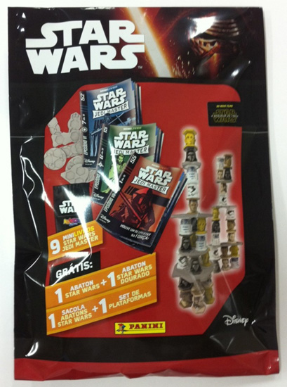 Kit Star Wars Abaton Panini