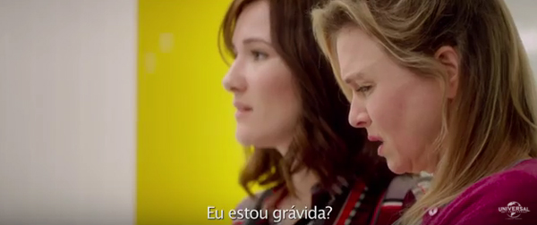 O Bebê de Bridget Jones trailer internacional b