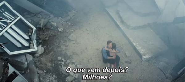 Batman vs Superman quinto maior filme b