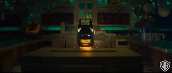 Lego Batman O Fime Trailer Batcaverna