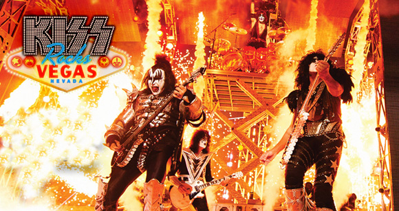 Kiss Rocks Vegas UCI