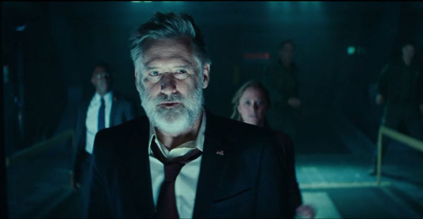 Independence Day evento Bill Pullman