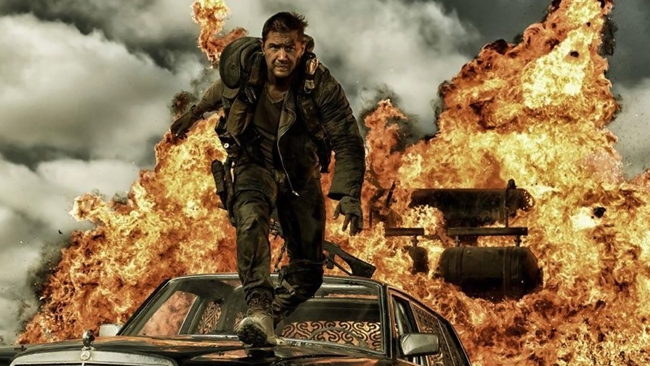 Mad Max HBO