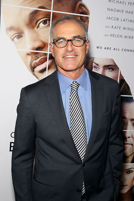 """- New York, NY - 12/12/16 - New York Premiere of New Line Cinema, Village Roadshow Pictures and Warner Bros. Pictures Present """"Collateral Beauty"""".<br /> -Pictured: David Frankel (Director)<br /> -Photo by: Marion Curtis/StarPix<br /> -Location: The Jazz at Lincoln Center's Frederick P. Rose Hall"""